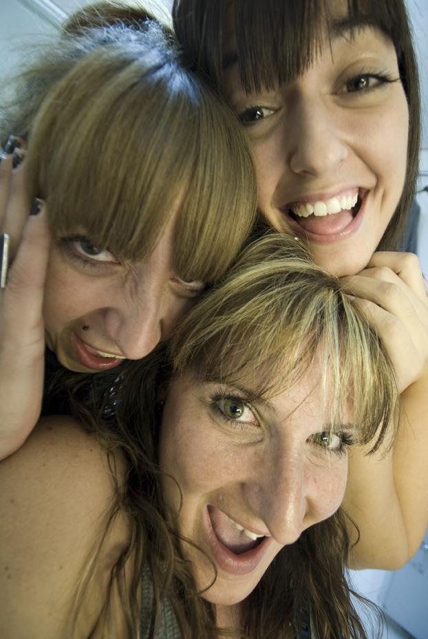 Esther, Fanny y Melania (producción)