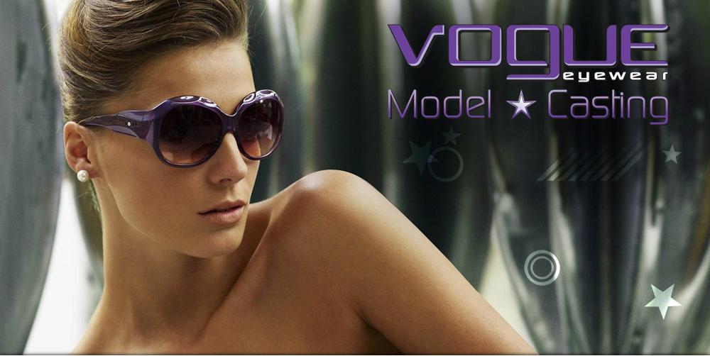 Casting Vogue Eyewear